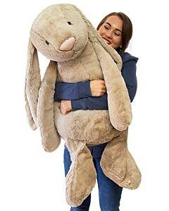 Jellycat: Bashful Beige Bunny - Really Really Big (108cm) - PREORDER