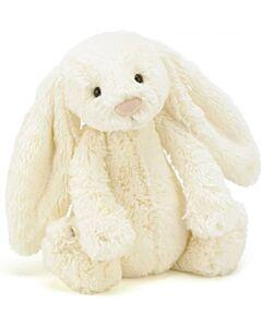 Jellycat: Bashful Cream Bunny - Medium (31cm)