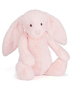 Jellycat: Bashful Pink Bunny - Huge  (51cm) [PREORDER - Limited units arriving on 18 May]