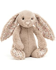 Jellycat: Blossom Bea Beige Bunny - Medium (31cm)