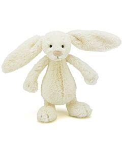 Jellycat: Bashful Cream Bunny - Small (18cm)