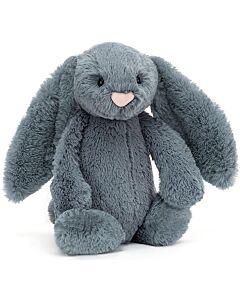 Jellycat: Bashful Dusky Blue Bunny - Medium (31cm)