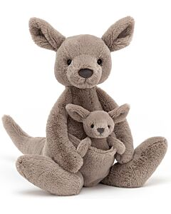 Jellycat: Kara Kangaroo Plush (37cm)