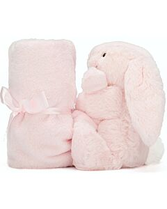 Jellycat: Bashful Pink Bunny Soother (34cm) [PREORDER - Limited units arriving on 18 May]
