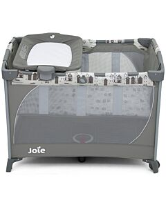 Joie: Commuter Change Travel Cot (from birth to 15kg) - Logan / Petite City - 53% OFF!!