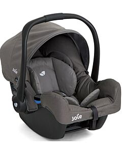 Joie: Gemm™ Car Seat (from birth to 13kg) - Foggy Gray - 29% OFF!