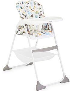 Joie: Mimzy Snacker Highchair (6 months to 15kg) - Animals Alphabet - 40% OFF!!