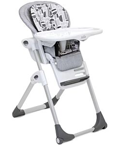 Joie: Mimzy 2in1 Highchair (6 Months To 15kg) - Logan - 17% OFF! (RM 100 OFF!!)