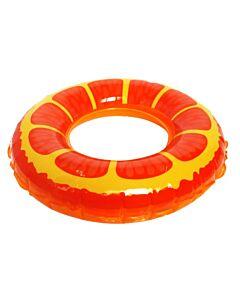 Juicy Fruity Kids Swim Ring - Orange