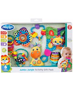 Playgro Jumbo Jungle Activity Gift Pack - 20% OFF!!