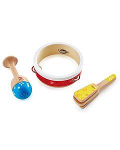 Hape Toys: Junior Percussion Set (12+ Months) - 15% OFF!!