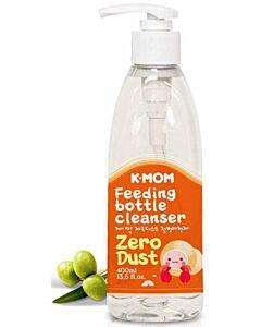 K-MOM Zero-Dust Feeding bottle Cleanser (Green Olive) - 10% OFF!!