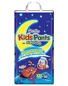 MamyPoko Kids Pants For Night Time Boy XXL30 (15-25kg)