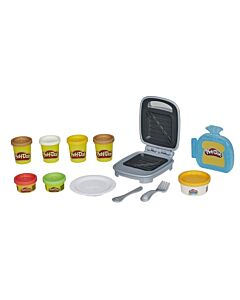 Play-Doh: Kitchen Creations - Cheesy Sandwich Playset (3+ Years Old) - 10% OFF!!