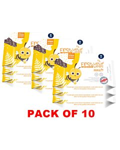 K-Mom: First Wet Wipes Promise - 10pcs x 10 PACKS