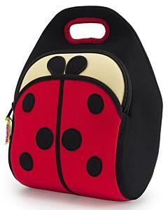 Dabbawalla: Lunch Bag - Cute As A Ladybug - 15% OFF!!