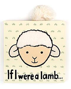 Jellycat: If I Were a Lamb Book (15cm)