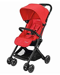 Maxi-Cosi Lara Stroller (Ultra Compact Stroller) [From 3-5 years / 0-15kg] - Nomad Red - 41% OFF!!