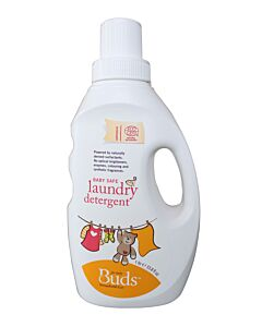 Buds Household Eco: Baby Safe Laundry Detergent 1000ml - 15% OFF!