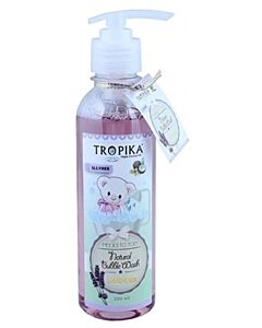 Tropika: Natural Bubble Wash - Lavender (230ml) -21% OFF!