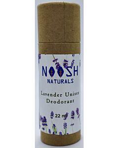 Noosh Naturals: Lavender Unisex Deodorant 22ml - 8% OFF!!