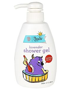 Buds For Kids: Lavender Shower Gel 350ml