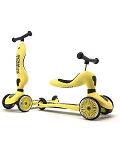 Scoot & Ride Highwaykick 1 | Lemon - 20% OFF!!