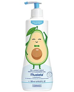 Mustela: *Limited Edition* Gentle Cleansing Gel 500ml - 21% OFF!!