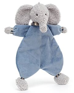 Jellycat: Lingley Elephant Soother (28cm)