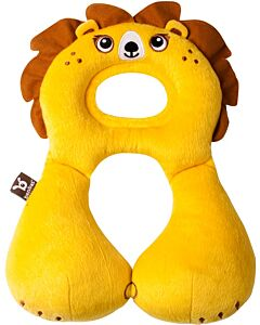 BenBat Travel Friends: Total Support Head & Neck rest - Lion (1-4 years old) - 20% OFF!!