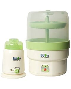 Little Bean: Sterilizer & Home Warmer Combo Pack (BPA FREE) - 30% OFF!!