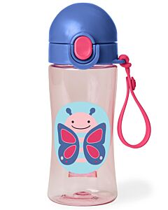 Skip Hop: Zoo Lock-Top Sports Bottle - Butterfly - 20% OFF!!