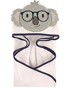 Luvable Friends: Animal Hooded Towel Embroidery (Koala) *57071* - 20% OFF!!