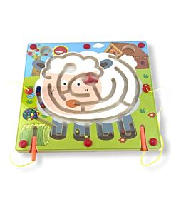 Funny Kid's: Animal Magnetic Maze - Sheep - 10% OFF!!