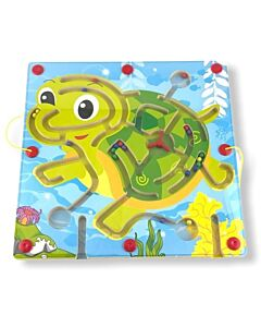 Funny Kid's: Animal Magnetic Maze - Turtle - 10% OFF!!