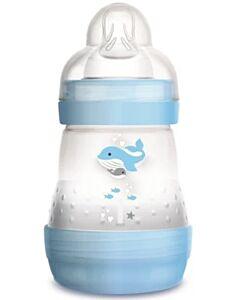 MAM Easy Start Anti Colic Bottle 160ml - Teat 1 (Blue) - 10% OFF!!