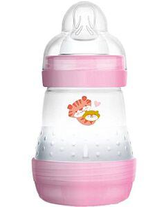 MAM Easy Start Anti Colic Bottle 160ml - Teat 1 (Pink) - 10% OFF!!