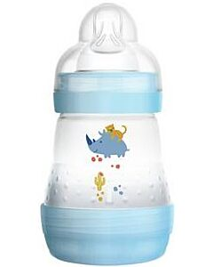 MAM Easy Start Anti Colic Bottle 160ml - Teat 1 (Blue)