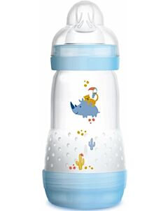 MAM Easy Start Anti Colic Bottle 260ml - Teat 2 (Blue)