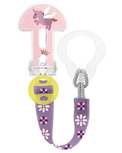 MAM Clip It! Baby Pacifier Holder - Pink - 10% OFF!!