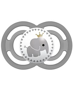 MAM Pacifier - PERFECT | 6+ Months | Single - Grey- 10% OFF!!