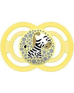 MAM Pacifier - PERFECT   6+ Months   Single - Yellow - 10% OFF!!