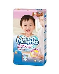 MamyPoko Open Air Fit (Tape) XL44 (12-17kg)