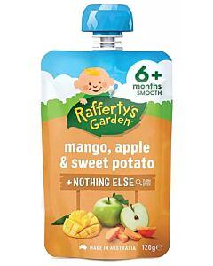 Rafferty's Garden: Mango, Apple & Sweet Potato 120g (6+ Months)