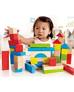 Hape Toys: Maple Blocks (12+ Months) - 20% OFF!!