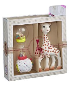 Sophie La Girafe Sophiesticated Maracas Set