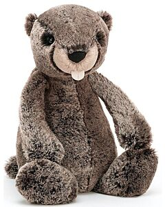 Jellycat: Bashful Marmot - Medium (31cm)