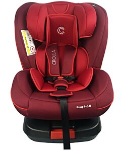 Crolla™ S+ ISOFIX (Safety & Comfortable) | Merlot - 30% OFF!!