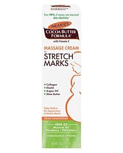 Palmer's Cocoa Butter Formula - Massage Cream for Stretch Marks 125g + FOC Eubos Cream Bath Oil [29% OFF!!]