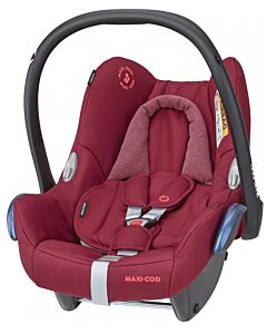 Maxi-Cosi CabrioFix Car Seat (Group 0+) - Essential Red - 47% OFF!!